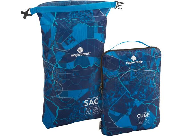 Eagle Creek Pack-It Active Sacs de rangement, earthview blue